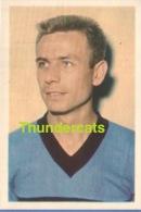 84 SAVAT GABRIEL F.C. BRUGGE  ** 1960'S IMAGE CHROMO FOOTBALL **  60'S  TRADING CARD ** VOETBAL KAARTJE - Trading Cards