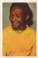 75 N'DALA LUCIEN SINT TRUIDEN ** 1960'S IMAGE CHROMO FOOTBALL **  60'S  TRADING CARD ** VOETBAL KAARTJE - Trading Cards
