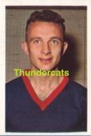 60 DEFRAIGNE LAMBERT F.C. LUIK ** 1960'S IMAGE CHROMO FOOTBALL **  60'S  TRADING CARD ** VOETBAL KAARTJE - Trading Cards