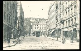 69 LYON 05 / Rue Octavie Mey Et Gare Saint Paul / - Lyon
