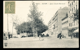 69 LYON 07 / Quai Claude Bernard / - Lyon 7