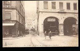 69 LYON 05 / Le Départ Du Funiculaire Pour Fouvrière / - Lyon