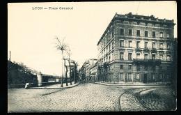 69 LYON 02 / Place Gensoul / - Lyon 2