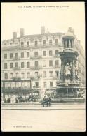 69 LYON 02 / Place Et Fontaine Des Jacobins / - Lyon