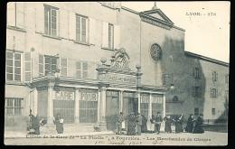 69 LYON 05 / Entrée De La Gare De ''La Ficelle'' à Fourvière, Les Marchandises De Cierges / - Lyon