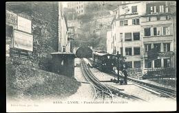 69 LYON 05 / Funiculaire De Fourvière / - Lyon
