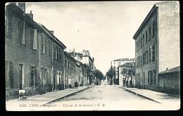 69 LYON 08 / Monplaisir, Chemin De St Maurice / - Lyon