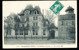 69 LYON 08 / Monplaisir, Le Château Lumière / - Lyon