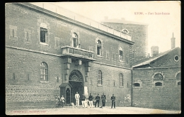 69 LYON 05 / Fort Saint Irénée / - Lyon