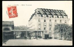 69 LYON 02 / Hôtel Terminus / - Lyon 2