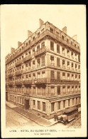 69 LYON 02 / Hôtel Du Globe Et Cecil, Rue Gasparin / - Lyon