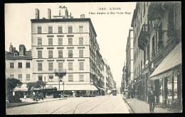 69 LYON 02 / Place Ampère Et Rue Victor Hugo / - Lyon