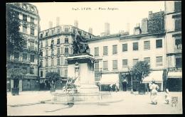 69 LYON 02 / Place Ampère / - Lyon 2