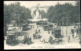 69 LYON 02 / Place Carnot / - Lyon