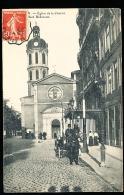 69 LYON 02 / Eglise De La Charité Et Place Bellecour / - Lyon