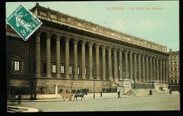 69 LYON 05 / Le Palais De Justice / - Lyon