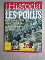 Historia N° 695  Nov 2004. Les Poilus. Les Otages  .Voir Sommaire. - History