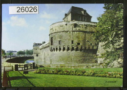 Nantes Le Chateau Des Ducs - Nantes