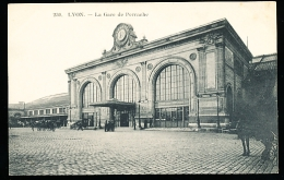 69 LYON 02 / La Gare De Perrache / - Lyon 2