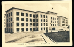 69 LYON 07 / Faculté De Médecine Et De Pharmacie / - Lyon