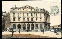 69 LYON 05 / Gare Saint Paul / - Lyon