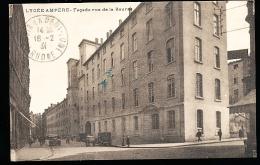 69 LYON 02 / Lycée Ampère, Rue De La Bourse / - Lyon 2