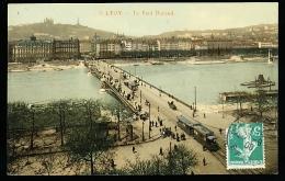 69 LYON 01 / Le Pont Morand / - Lyon