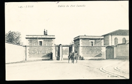 69 LYON 07 / Entrée Du Fort Lamothe / - Lyon