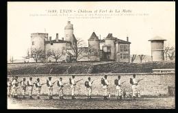 69 LYON 07 / Château Et Fort De La Motte / - Lyon