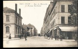69 LYON 08 / Rue De Marseille Et Avenue Berthelot / - Lyon