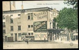 69 LYON 08 / Le Nouveau Théâtre / - Lyon