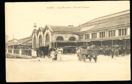 69 LYON 02 / La Gare De Perrache / - Lyon
