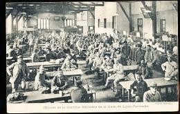 69 LYON 02 / Oeuvre De La Cantine Militaire De La Gare De Perrache / - Lyon