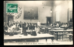 69 LYON 07 / L'Ecole De Santé Militaire, Grand Réfectoire / - Lyon