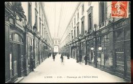 69 LYON 02 / Passage De L'Hôtel Dieu / - Lyon