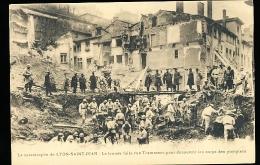 69 LYON 05 / La Catastrophe De Saint Jean, La Trouée / - Lyon
