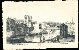 69 LYON 05 / Le Pont Tilsitt / - Lyon