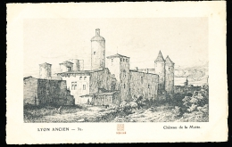 69 LYON 07 / Château De La Motte / - Lyon