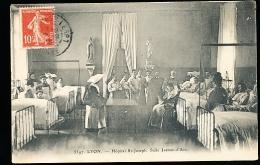 69 LYON 07 / Hôpital Saint Joseph, Salle Jeanne D'Arc / - Lyon