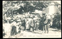 69 LYON 02 / 1906, AFAS, Inauguration De La Plaque à La Maison D'Ampère / - Lyon
