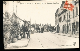 69 LYON 07 / La Mouche, Avenue Leclerc / - Lyon