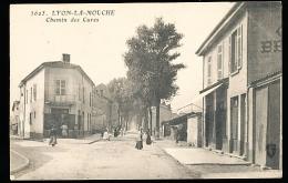 69 LYON 07 / La Mouche, Chemin Des Cures / - Lyon
