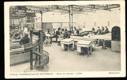 69 LYON 08 / Ecole D'Apprentissage Supérieur, Place Du Bachut / - Lyon