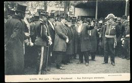 69 LYON / Mai 1907, Voyage Présidentiel / - Otros