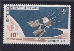NewCaledonia1966: Yvert PA87mnh** - Space