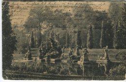 W Herbig Postcard - Potsdam Karpfenteich Mit Neptunsgrotte - Potsdam