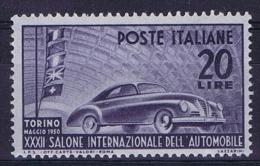 Italy: 1950 Mi  790, Sas 617 MNH/** - 6. 1946-.. Repubblica