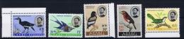 Ethiopia: 1962  Mi 425 -  429 Airmail, MNH/** - Ethiopië