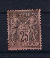 France: 1876, Yv Nr 91  Noy Used (*)