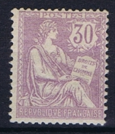 France: 1902, Yv Nr 128  MH/*